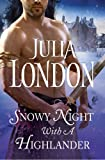 Snowy Night with a Highlander (Scandalous)