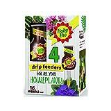 Baby Bio Original 4 Drip Feeder, Ready to Use Plant Feed, 4 x 40 ml