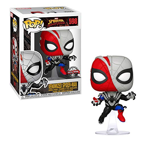 Funko Pop! 46460 Venom Venomized Spider-Man Exclusive Limited Edition #598