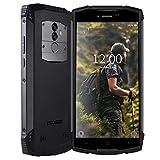 DOOGEE S55 Télephone Portable Incassable débloqué 4G, 2019 Smartphone Résistant Etanche Antichoc...