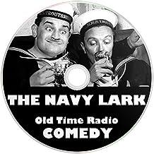 The NAVY LARK - Old Time Radio (OTR) 241 Shows (mp3 DVD)
