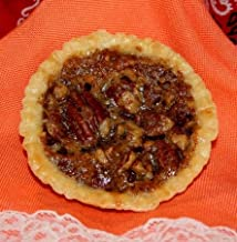 Pecan PIE / Single Serving / 2 Ounces Each / 6 Individually Wrapped Pies in an Attractive Box
