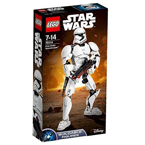 LEGO - 75114 - Stormtrooper du Premier Ordre