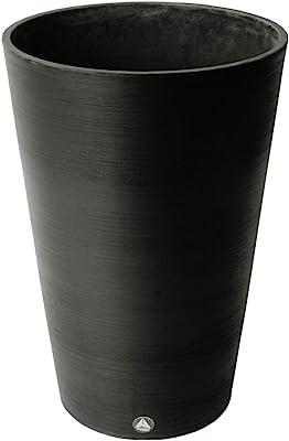 Algreen 16340 Valencia Planter, Black