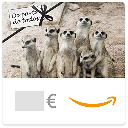 Cheque Regalo de Amazon.es - E-Cheque Regalo - De parte de todos