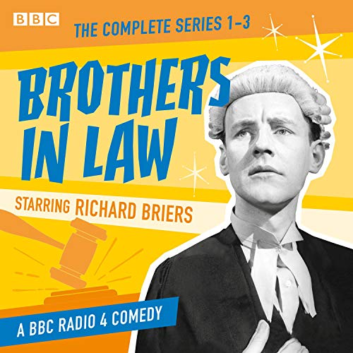 Brothers in Law: The Complete Series 1-3 cover art