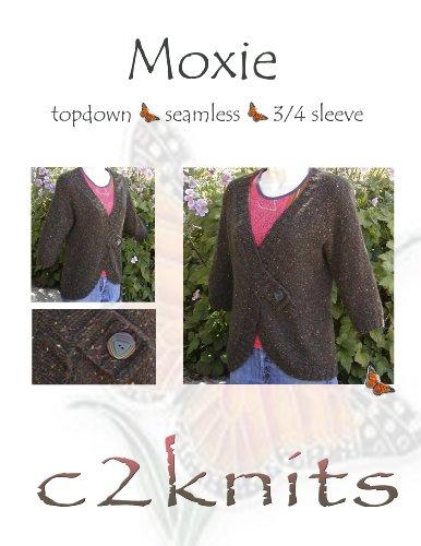 Moxie (Single Knitting Pattern) (English Edition)