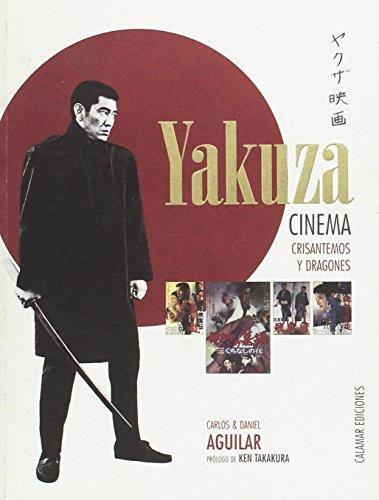 YAKUZA CINEMA CRISANTEMOS Y DRAGONES