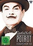 Agatha Christie - Poirot Collection 10 [4 DVDs]