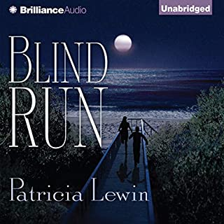 Blind Run audiobook cover art