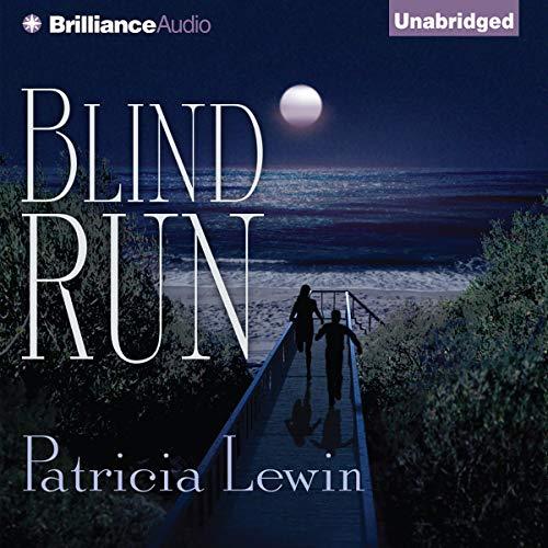 Blind Run audiobook cover art