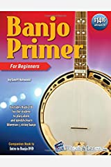 Banjo Primer (Book & audio CD) (Watch & Learn) Paperback