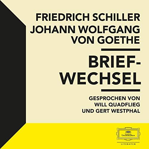 Goethe & Schiller - Briefwechsel Titelbild