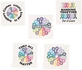 72 ~ Cancer Awareness Tattoos