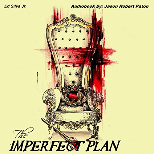 The Imperfect Plan audiobook cover art