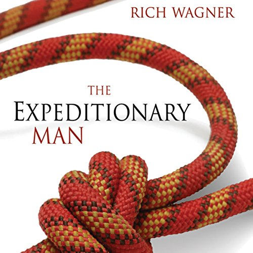 The Expeditionary Man audiobook cover art