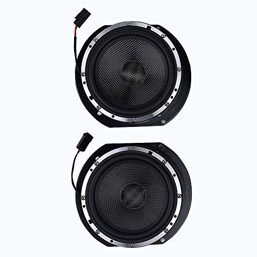 Tesla Model S Premium Sound Music System Stereo Generation 2 - Two Door Speakers with LMF Magnet...