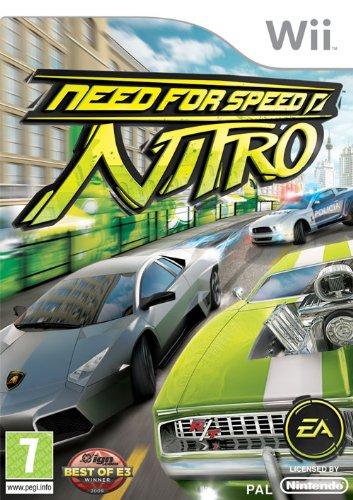 Need For Speed: Nitro [UK Import]