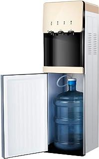 Dispensador de Agua con Enfriador de Agua de Carga Inferior - Serie Essential - 3 configuraciones de Temperatura - Agua Caliente, fría y fría - para Oficina, vestíbulo, Dormitorio