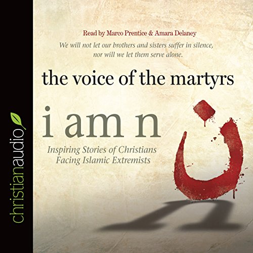 I Am N audiobook cover art