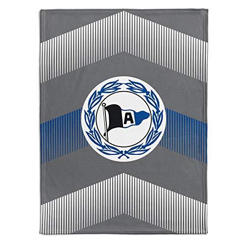 DSC ARMINIA BIELEFELD Fleecedecke Logo Sparren