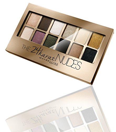 GEMEY MAYBELLINE New York Nudes Palette 03 24 Karats Nudes