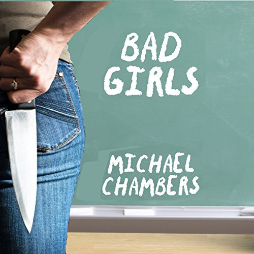 Bad Girls audiobook cover art