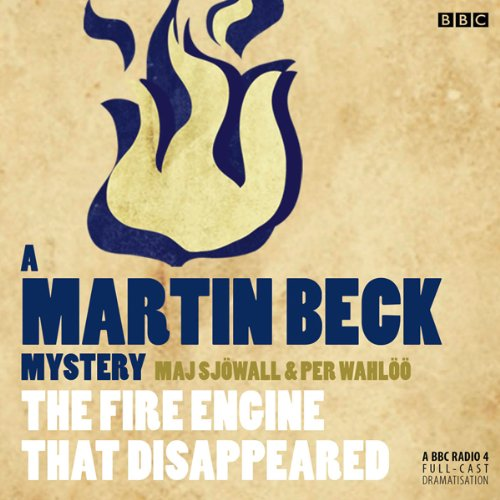 The Fire Engine that Disappeared (Dramatised) cover art