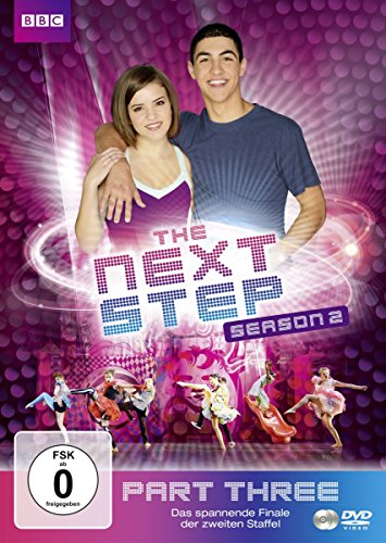 The Next Step - Season 2/Part 3 [2 DVDs]