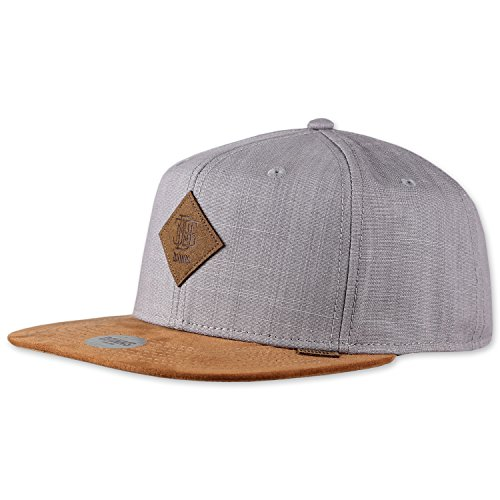 DJINNS - Linen 2015 (grey) - Snapback Cap