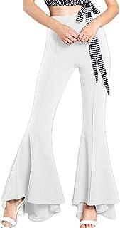 e27590896c Amazon.it: Pantaloni a zampa - 4121316031: Abbigliamento