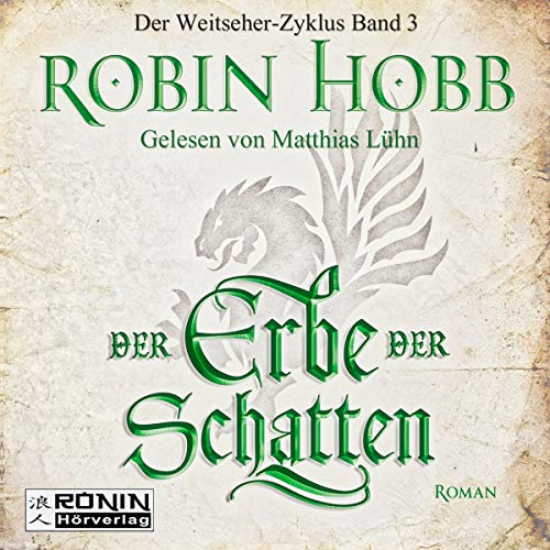 Der Erbe der Schatten audiobook cover art