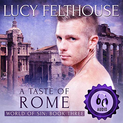 A Taste of Rome Audiobook By Lucy Felthouse cover art
