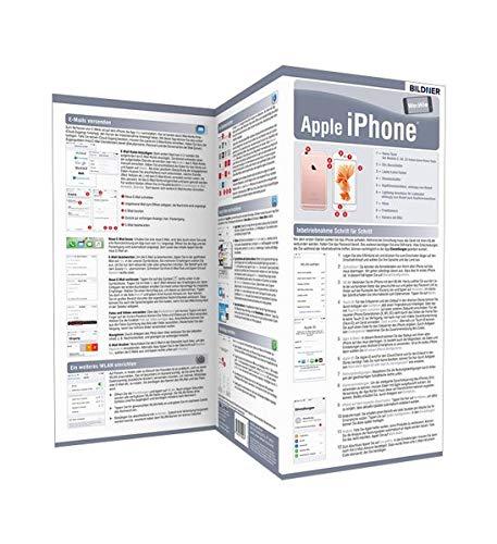 Apple iPhone - der leichte Einstieg: Alles auf einen Blick. Besonders für Senioren geeignet. (Wo&Wie: Die schnelle Hilfe)