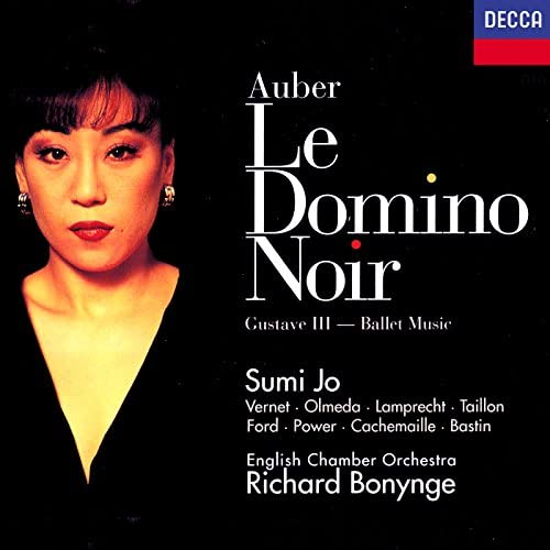 Richard Bonynge, Sumi Jo, Gilles Cachemaille, Patrick Power, Isabelle Vernet, Jocelyn Taillon, Bruce Ford, Doris Lamprecht, The London Voices & English Chamber Orchestra