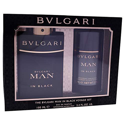 Bvlgari Bvlgari Man In Black For Men 2 Pc Gift Set