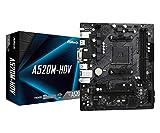 Placa Asrock A520M-HDV AMD AM4 2DDR4 HDMI PCIE3.0 SATA3 USB3.2 MATX
