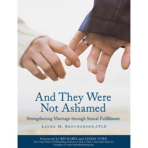And They Were Not Ashamed audiobook cover art