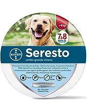 Seresto Bayer Collare Antiparassitario per Cani di Grandi Dimensioni