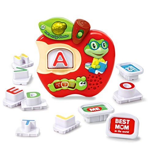 LeapFrog Tad's Fridge Phonics Magnetic Letter Set Toy,Original Version