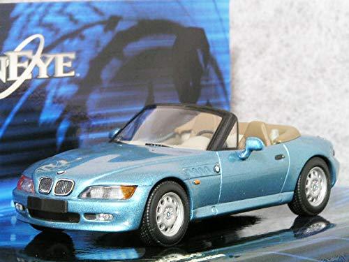 1/43 BMW 〓 Z3 / 007ゴールデンアイ 〓 007 ボンドコレクション