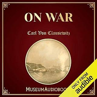 On War audiobook cover art