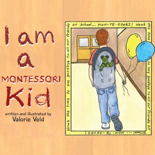 I am a Montessori Kid audiobook cover art