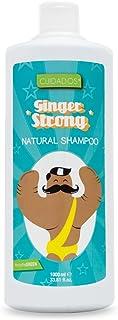 Cuidados Champú Jengibre Ginger Strong Estimulante capilar. Anticaspa. Antioxidante