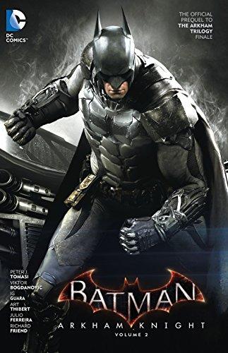 Batman Arkham Knight TP Vol 2