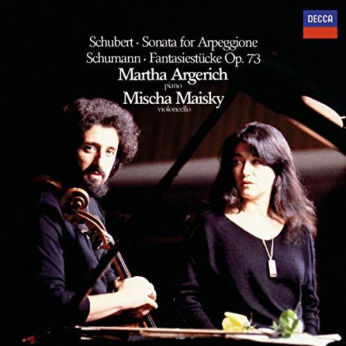 Sonata For Arpeggione And Piano In A Minor D821,Fantasia Per Cello E Piano Op73
