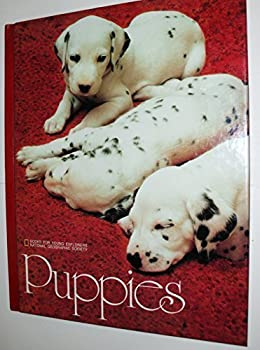 Hardcover Puppies (Books for Young Explorers) by Judith E. Rinard (1982-06-03) Book