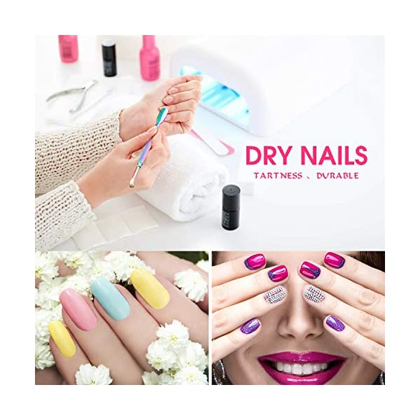 Beauty Shopping Nail Care Kit – 3 in 1 Manicure Set – Cuticle Nipper, Cuticle Cutter