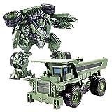 Trasformazione giocattoli robot auto azione figure figure giocattoli Trasformatori Optimus Prime, Dark Commander Optimus Prime per ragazzi trasformando robot Cars Giocattoli Generazioni Guerra per Cyb