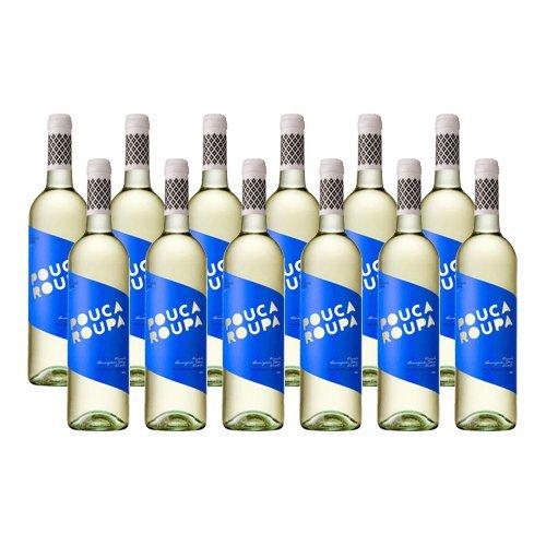 Pouca Roupa - Vino Blanco- 12 Botellas